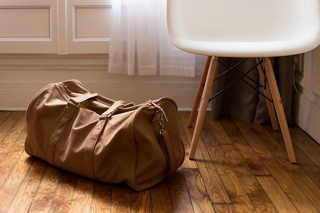 valise pour les vacances