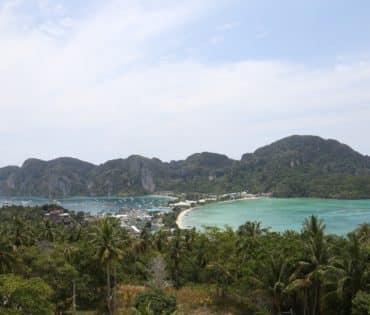 Ile de phuket - koh phi phi