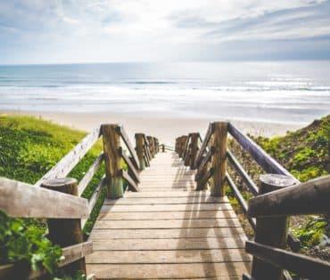 la plage, parfait pour l'été